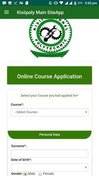 Kisiipoly Main Site App screenshot 1