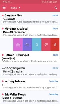 Email: Mail for Gmail screenshot 8