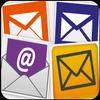 所有電子郵件 圖標