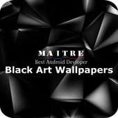 Black Art Wallpapers icon