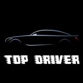TOP DRIVER - car quiz icon