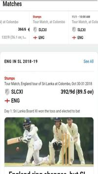 LIVE SCORE CRICKET REALTIME screenshot 4