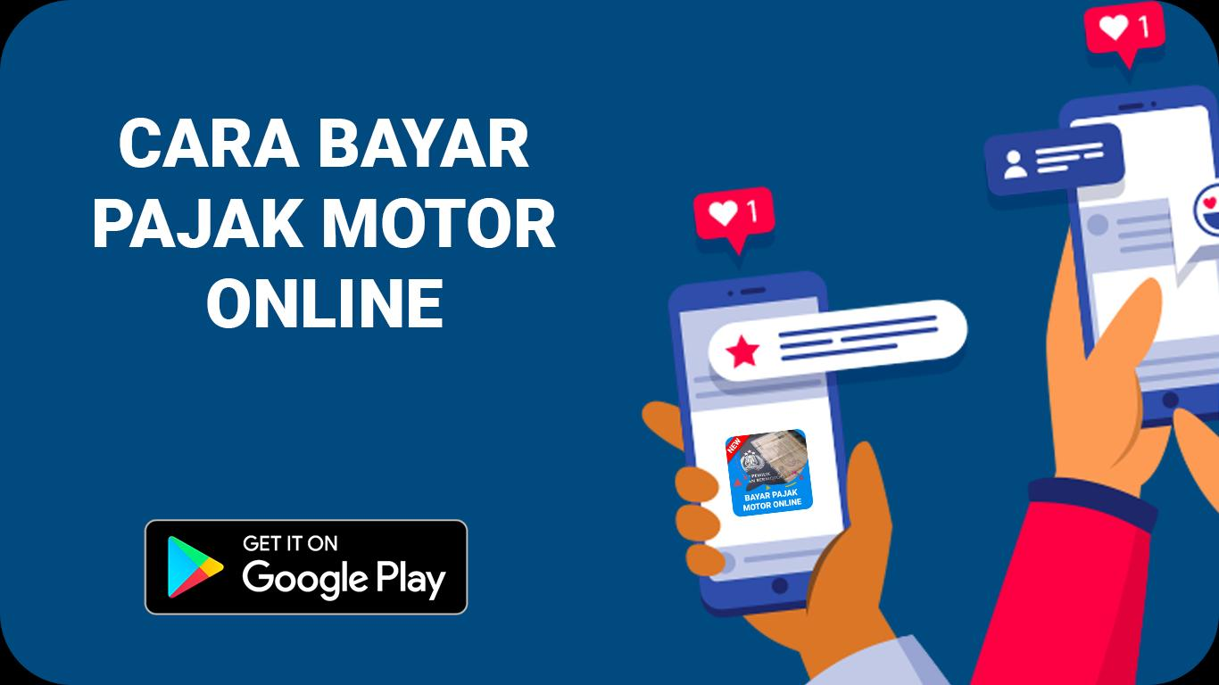 Cara Bayar Pajak Motor Online For Android Apk Download