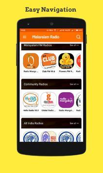 Malayalam Radio screenshot 1
