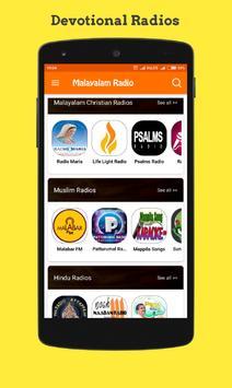 Malayalam Radio screenshot 4