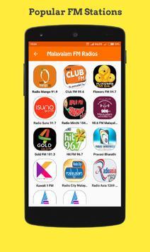 Malayalam Radio screenshot 7