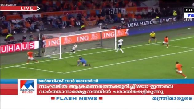 MANORAMA,MEDIA1,NEWS18,MATHRUBHUMI,ASIANET,KAIRALI screenshot 6