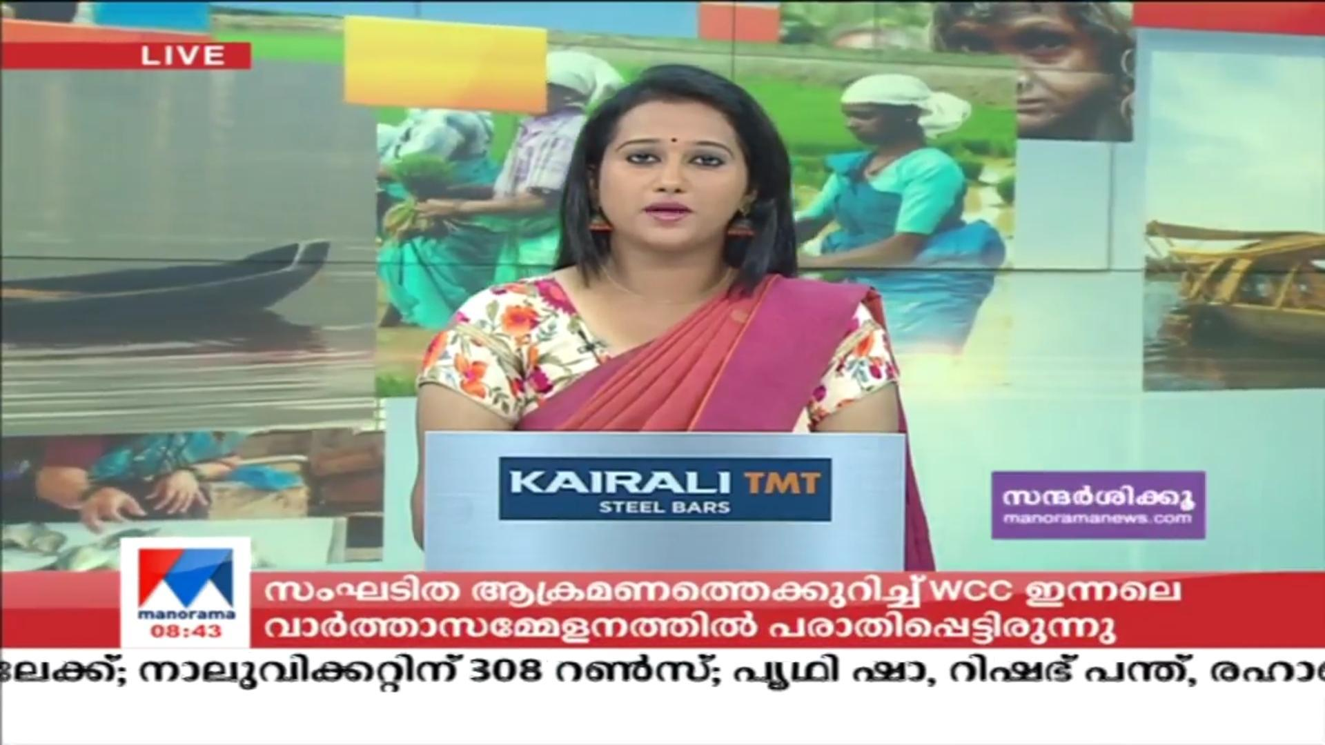 MANORAMA,MEDIA1,NEWS18,MATHRUBHUMI,ASIANET,KAIRALI for