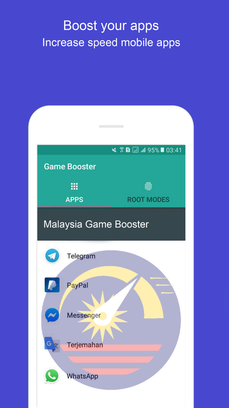 Malaysia Game Booster - App Boost Mobile for Android - APK Download