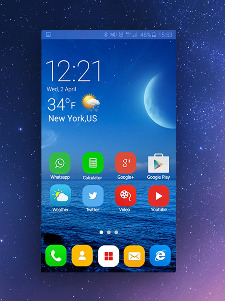 Theme Launcher for Oppo A57 for Android - APK Download