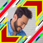 Tamer Hosny Naseny Leh best song 2019 icon
