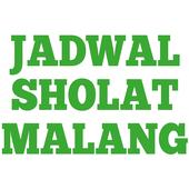 Jadwal Sholat dan Adzan Malang Jawa Timur icon