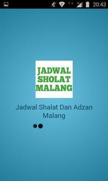 Jadwal Sholat dan Adzan Malang Jawa Timur screenshot 1