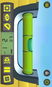 Bubble Level 3D poster