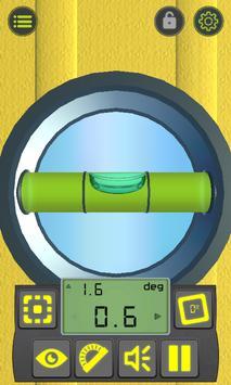 Bubble Level 3D screenshot 1