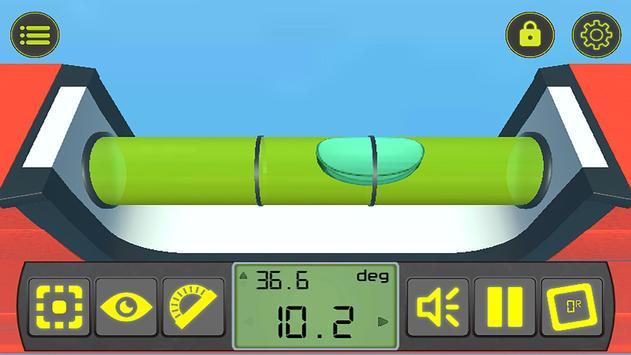 Bubble Level 3D screenshot 23