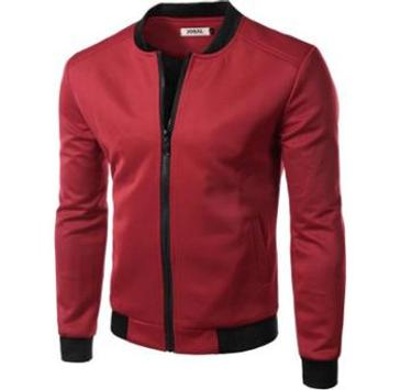 male jacket design screenshot 5
