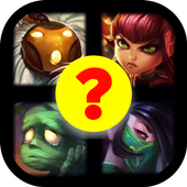 GUESS A LOL CHAMP 2 icon