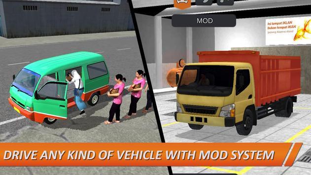 Bus Simulator Indonesia 截图 5