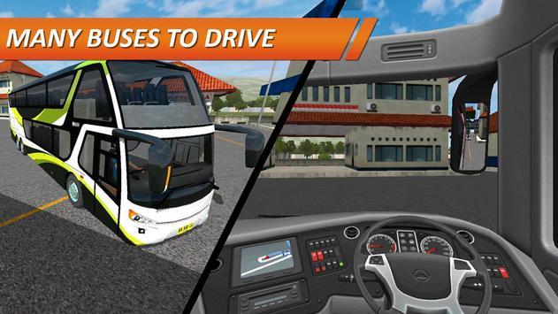 Bus Simulator Indonesia 海报