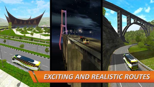 Bus Simulator Indonesia 截图 1