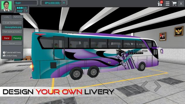 Bus Simulator Indonesia screenshot 2