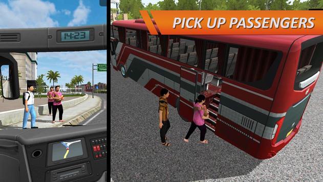 Bus Simulator Indonesia 截图 2