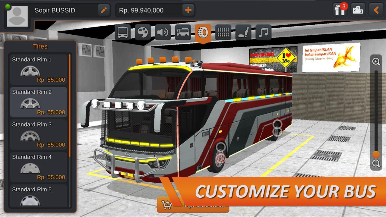 Bus Simulator Indonesia For Android Apk Download