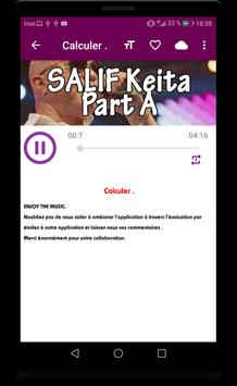 Chansons de Salif Keita - Offline screenshot 3