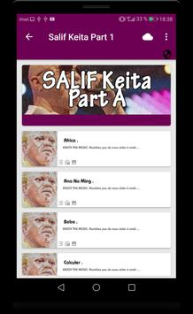 Chansons de Salif Keita - Offline screenshot 1