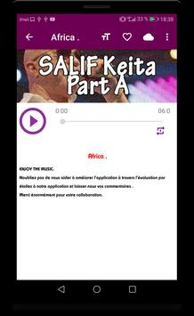Chansons de Salif Keita - Offline screenshot 2