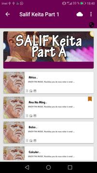 Chansons de Salif Keita - Offline screenshot 4
