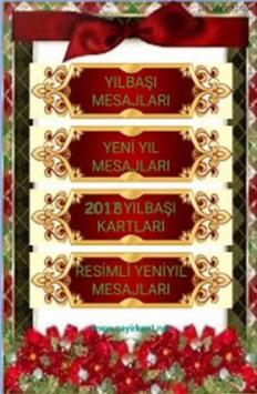 Yeni Yıl Mesajları screenshot 1