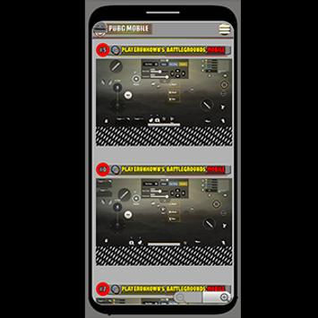 ADS sensitivity and control Pro Player PUBG MOBILE for