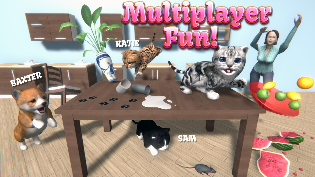 Cat Simulator - and friends 🐾 for Android - APK Download