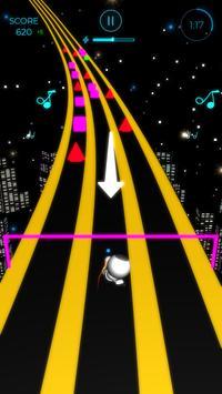 Beat Runner screenshot 2