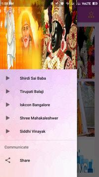 LiveDarshan(SaiBaba+SriBalaji+SidiVinayak+Mahakal) screenshot 6