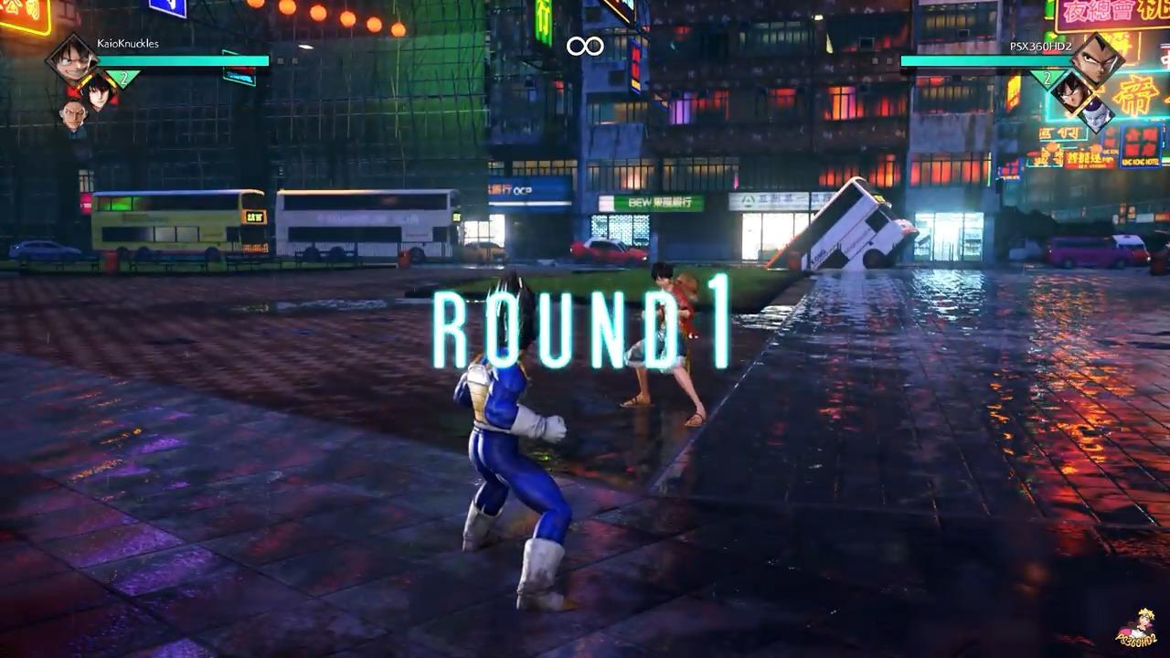 JUMP FORCE : BETA for Android - APK Download