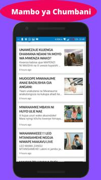 Mambo Ya Chumbani❤️ screenshot 10