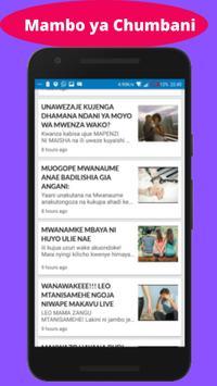 Mambo Ya Chumbani❤️ screenshot 4