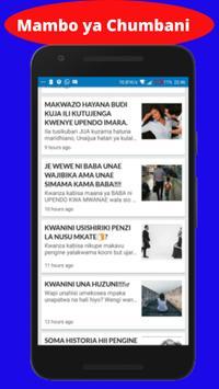 Mambo Ya Chumbani❤️ screenshot 5