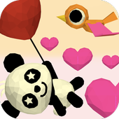 Fly Panda Fly パンダ空の旅 icon