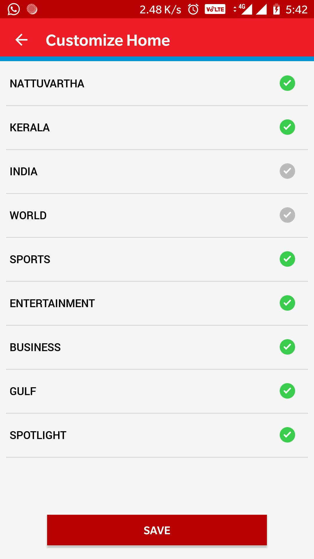 Manorama TV for Android - APK Download