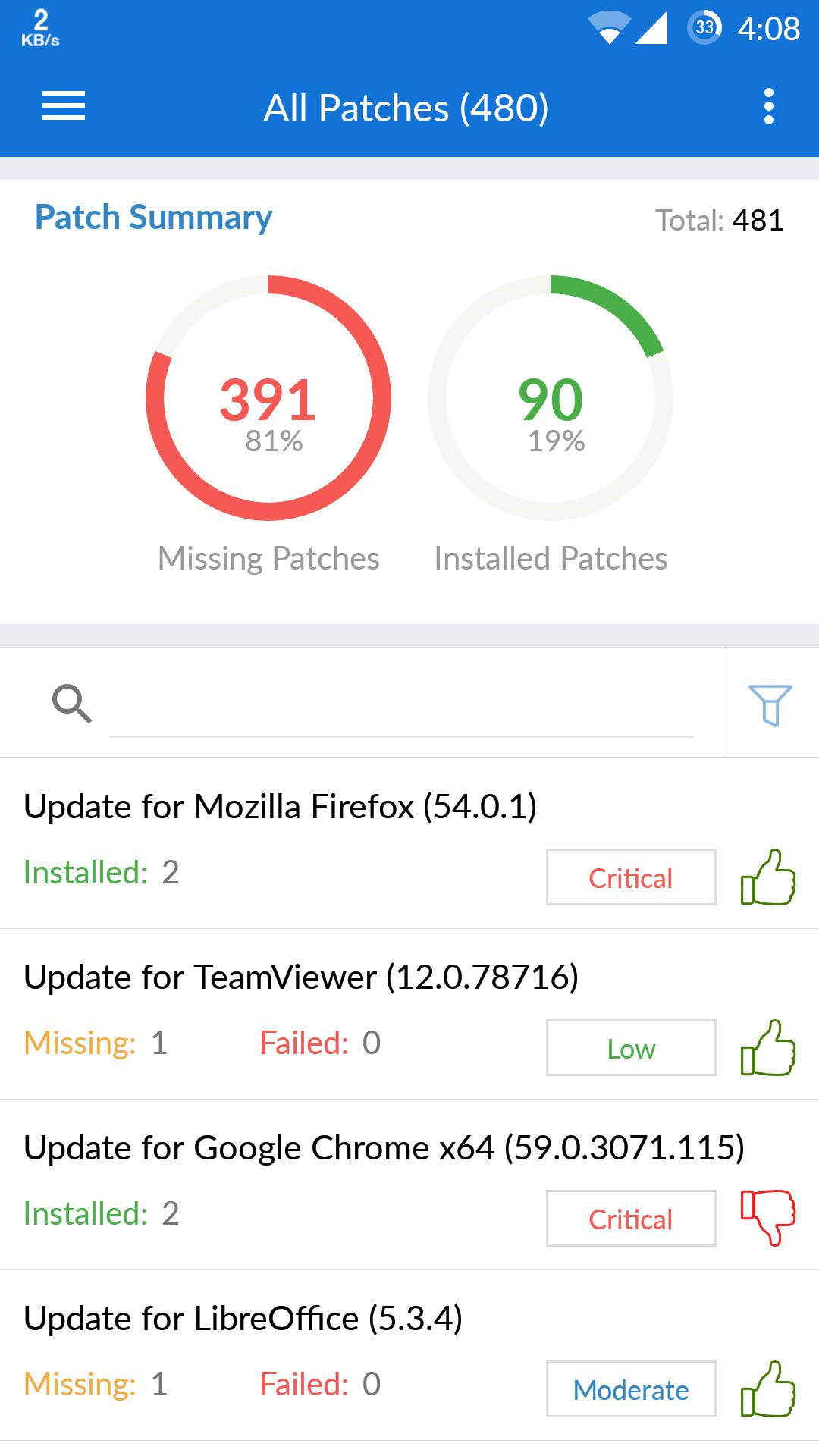 ManageEngine Patch Manager Plus for Android - APK Download