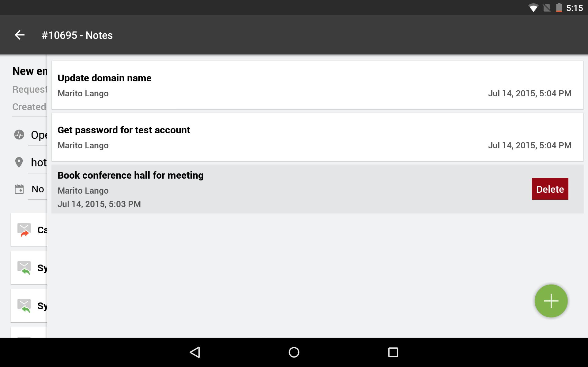ServiceDesk Plus for Android - APK Download