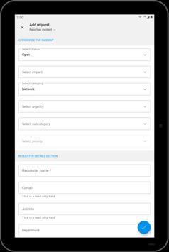 ServiceDesk Plus SaaS HelpDesk Ekran Görüntüsü 11