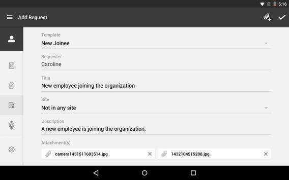ServiceDesk Plus screenshot 12