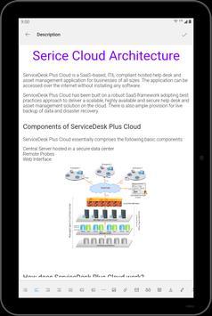 ServiceDesk Plus SaaS HelpDesk Ekran Görüntüsü 9