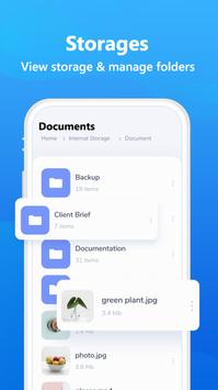 ES File Explorer, Android Manager File 2021 screenshot 1