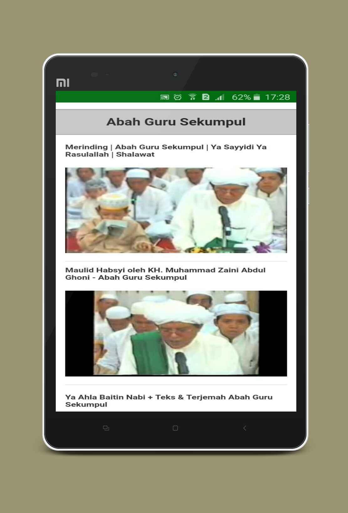 Abah Guru Sekumpul Offline For Android Apk Download